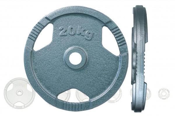 Olympia Hantelscheibe Body-Track® OPH20, 20 kg