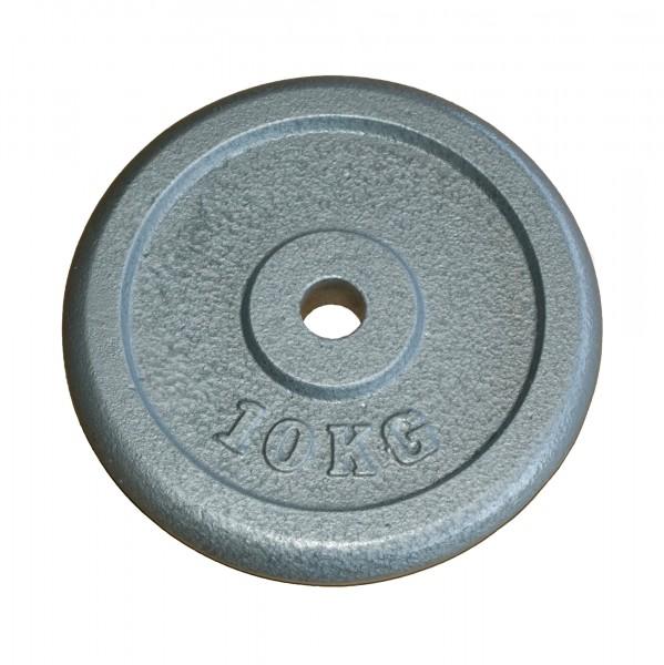 Hantelscheibe Body Track® RPH10, 30 mm - 10 kg