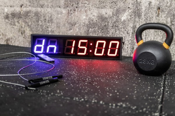 Gym Timer SQMIZE® D6RB