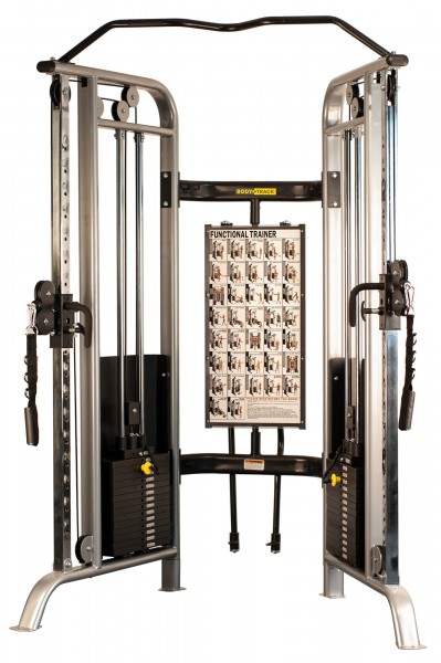 Kabelzugstation, Functional Trainer Body-Track® FT8i