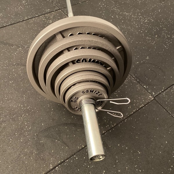 Olympia Legacy Langhantelset SQMIZE® DB370, 145 kg
