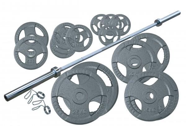 Olympia Hantelset Body-Track® DB320, 145 kg