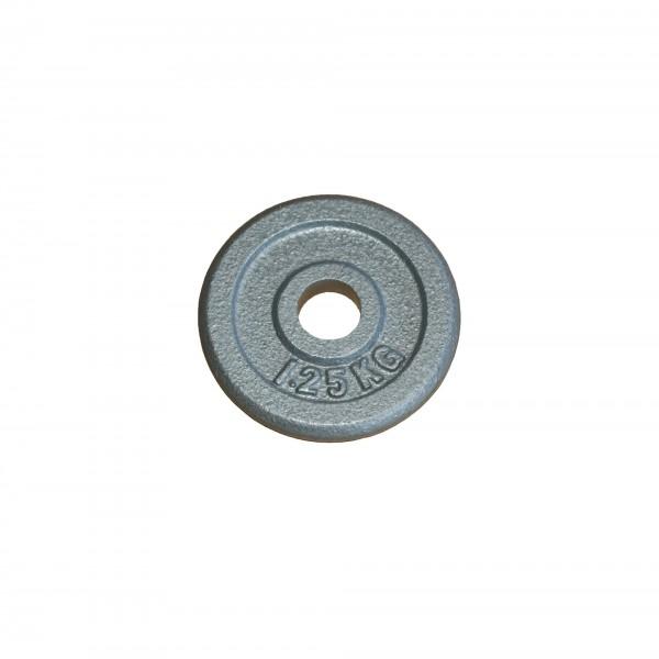 Standard Hantelscheibe Body Track® RPH1.25, 30 mm, 1,25 kg