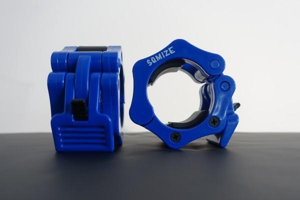 Hantelverschluss 50mm SQMIZE® OC10C Blue