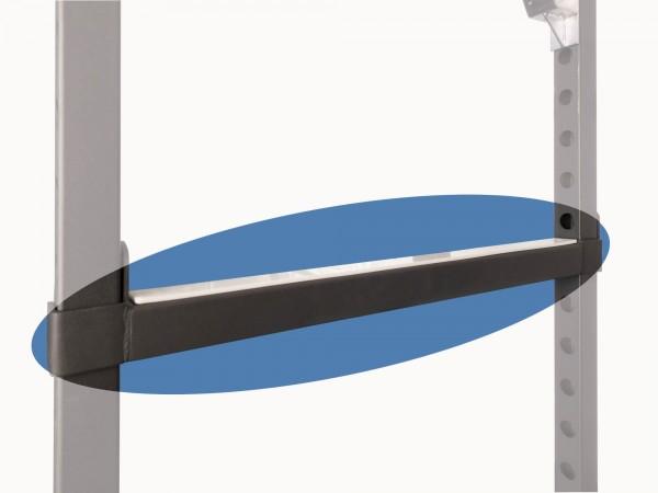 Safety Bar newfitness® NE770SB mit Nylonschutz
