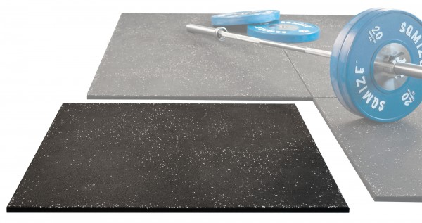 Gym Rubber Mat SQMIZE® GRM100, 20mm