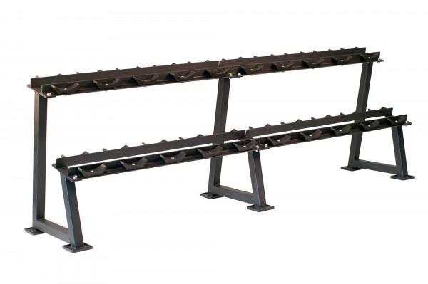 Dumbbell Rack, Rundhantelablage newfitness® NE260
