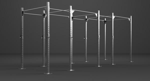SQMIZE® Outdoor Monster Rig Freestanding Standard FS600 FV