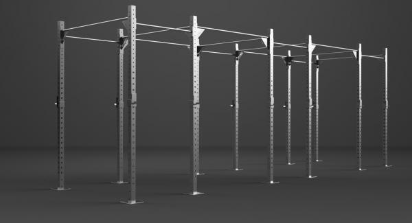 SQMIZE® Outdoor Monster Rig Freestanding Standard FS720 FV