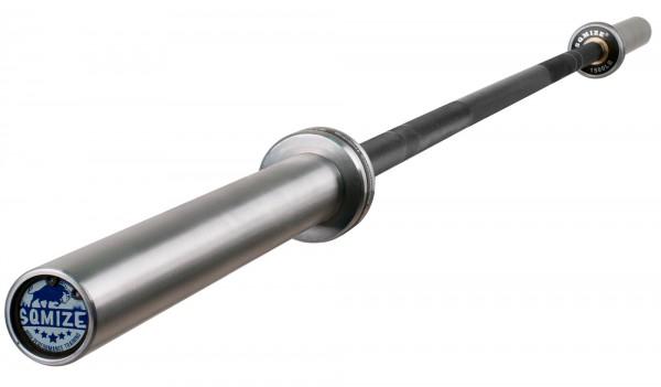 Olympia Langhantelstange SQMIZE® Elite Bison Bar OB86CRm-D Crosstraining