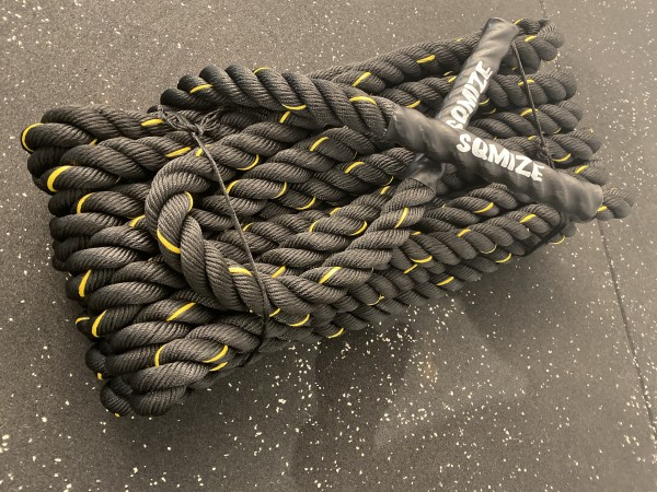 Battle Rope SQMIZE® SQ-PT20 Polyester 20 m