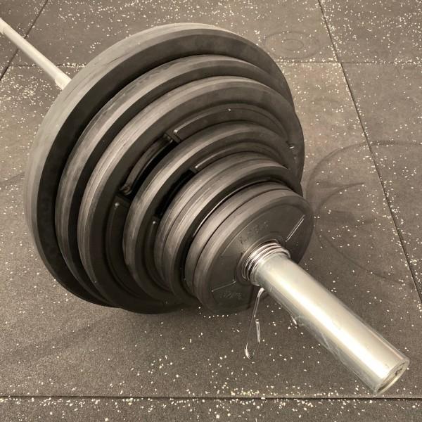 Olympia-Langhantelset SQMIZE® DB330, 145 kg