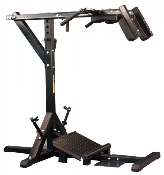 Kniebeugen- und Wadenmaschine Body-Track® SCF630-FFS