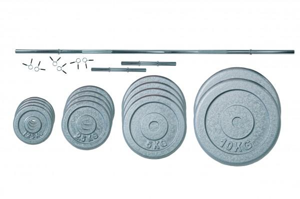 Hantelset RBS55HT Body-Track®, 30 mm - 70 kg
