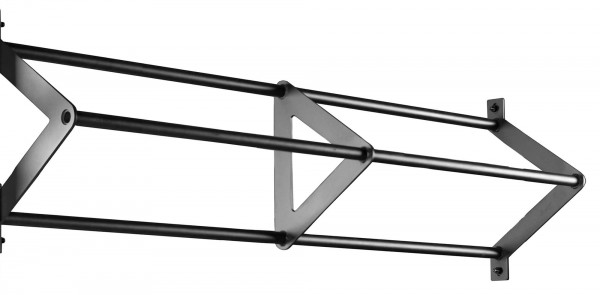 SQMIZE®️ Triangle Pull-up Bar MR-TB6, 180 cm