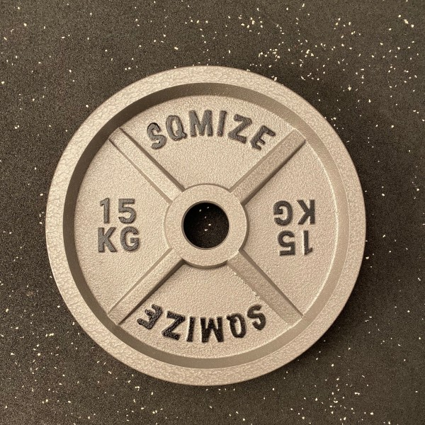 Olympia Legacy Hantelscheibe SQMIZE® OLP15