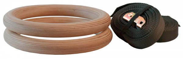 Profi Gymnastic Rings SQMIZE®️ GR600