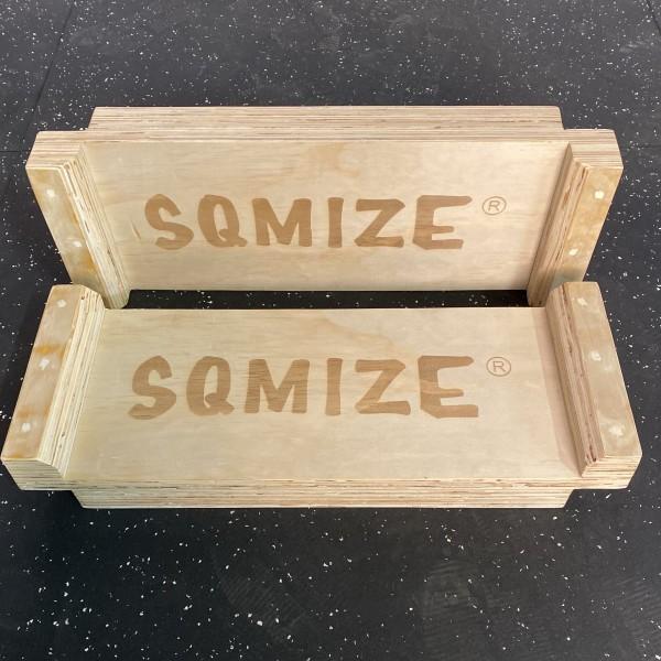 Deadlift Block Set SQMIZE® DLB2