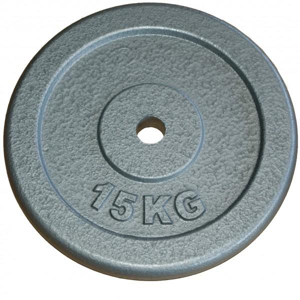 Hantelscheibe Body Track® RPH15, 30 mm - 15 kg
