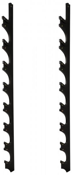 Langhantel Rack Body-Track® BWR90-NY für die Wandmontage