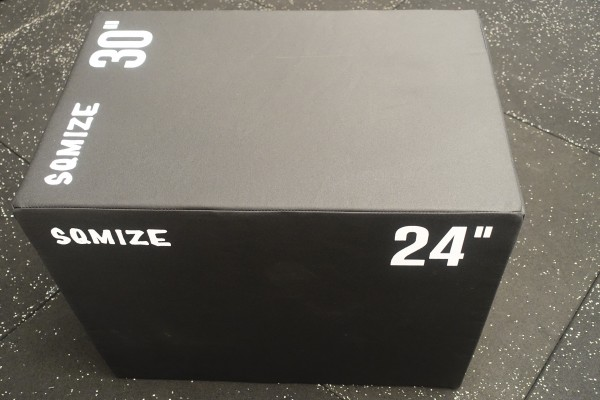 Soft Plyo Box SQMIZE® PSG120