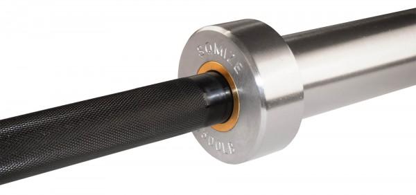 SQMIZE® Olympia Langhantelstange Elite Bushing Bar OB86PL-M Powerlifting