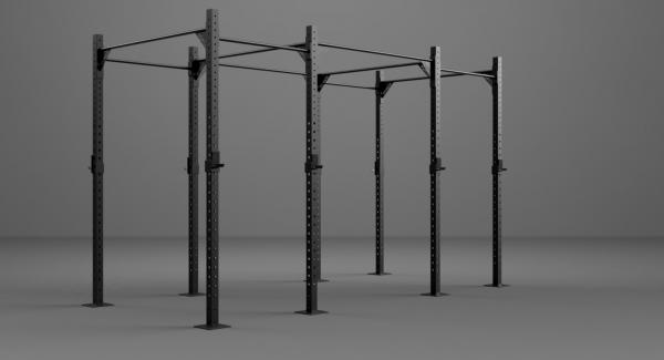 SQMIZE® Monster Rig Freestanding Standard FS420