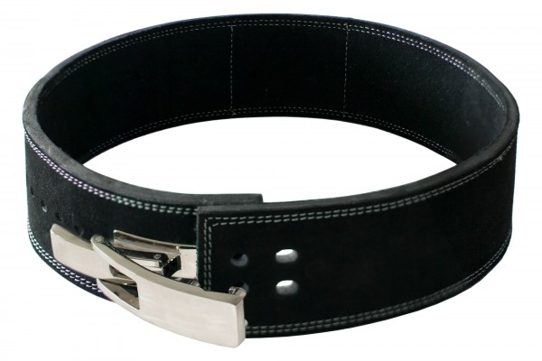 Powerlifting Lever Belt SQMIZE®️ PLB200 black