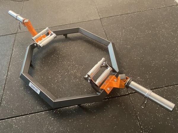 Hex 3Grip Bar SQMIZE® OB65 HB-3