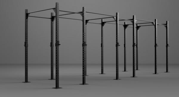 SQMIZE® Monster Rig Freestanding Standard FS720