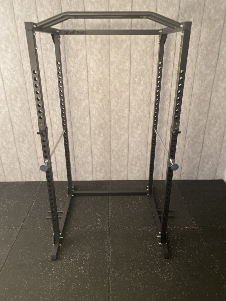 Profi Power Rack newfitness® NE700 mit Monkey Bar, Neues Modell