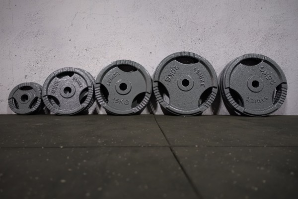 Olympia Hantelscheiben-Set SQMIZE® OPH150, 150 kg