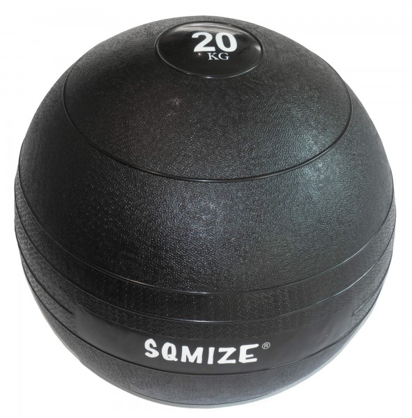 Slam Ball SQMIZE® SBQ20, 20 kg