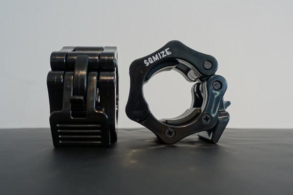 Hantelverschluss 50 mm SQMIZE® OC10 Black