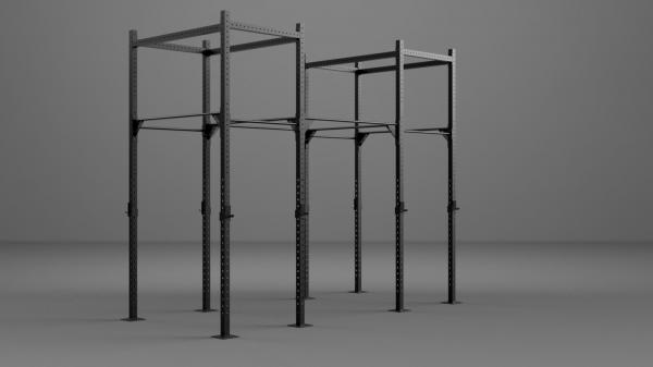 SQMIZE® Monster Rig Freestanding Elite FE420