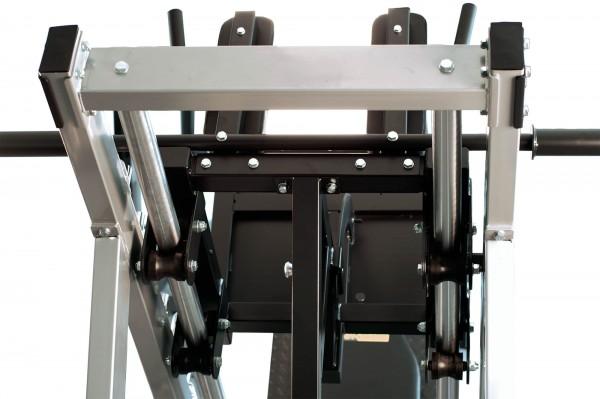 Beinpresse & Hackenschmidt Body-Track® LPH7i