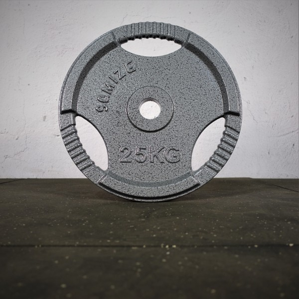 Olympia Hantelscheibe SQMIZE® OPH25, 25 kg