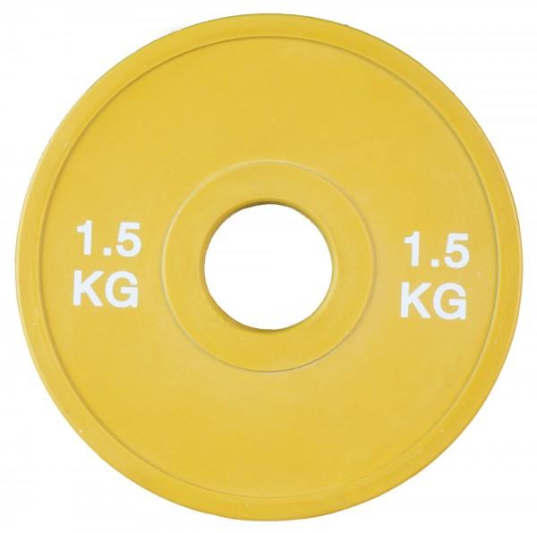 Fractional Plate SQMIZE® TP1.50, gelb gummiert