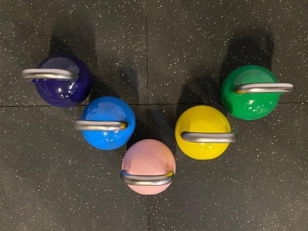 Competition Kettlebell Set SQMIZE® CKB80, 80 kg