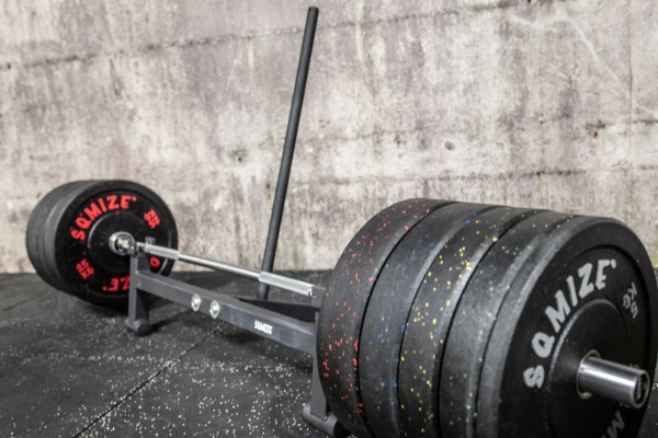 Deadlift Barbell Jack SQMIZE® BJ-106