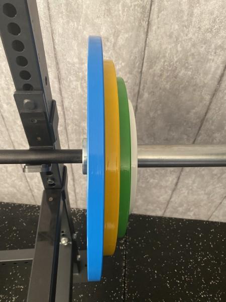 Powerlifting Hantelscheiben-Set SQMIZE® PLSP100, 100 kg