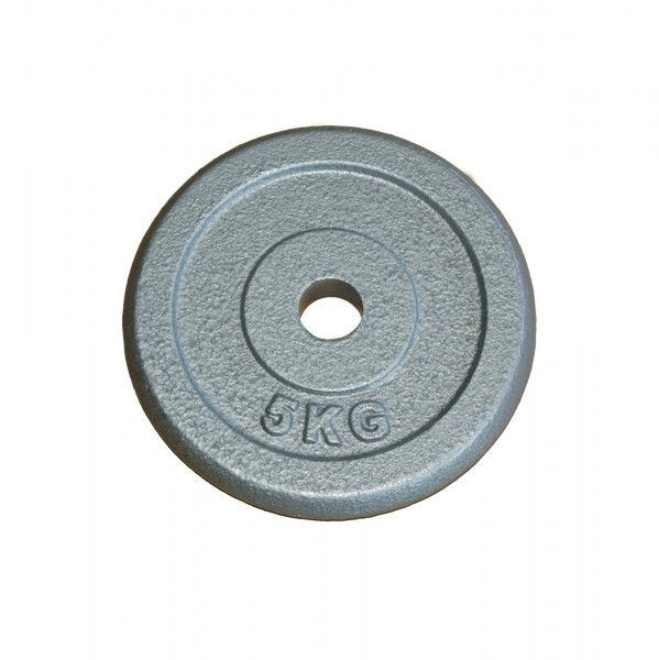 Hantelscheibe Standard Body-Track® RPH5, 30 mm, 5 kg