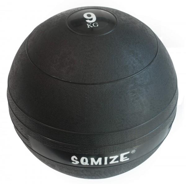 Slam Ball SQMIZE® SBQ9, 9 kg