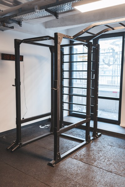 Power Rack Sprossenwand SQMIZE® SQ480LD