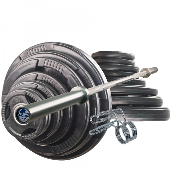 Olympia-Langhantelset Body-Track® DB330, 145 kg