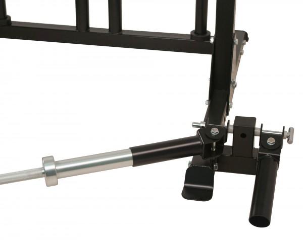 T-Bar Row Trainer newfitness® NE770LM