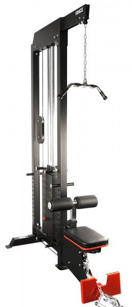 Latzugstation SQMIZE® LAT-S1400 Gym Series