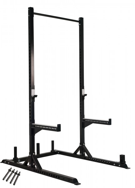 Squat Rack SQMIZE® SQ560 Multicross, H 242 cm