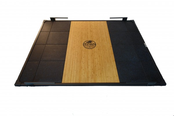 Weightlifting Training Plattform SQMIZE® LP250