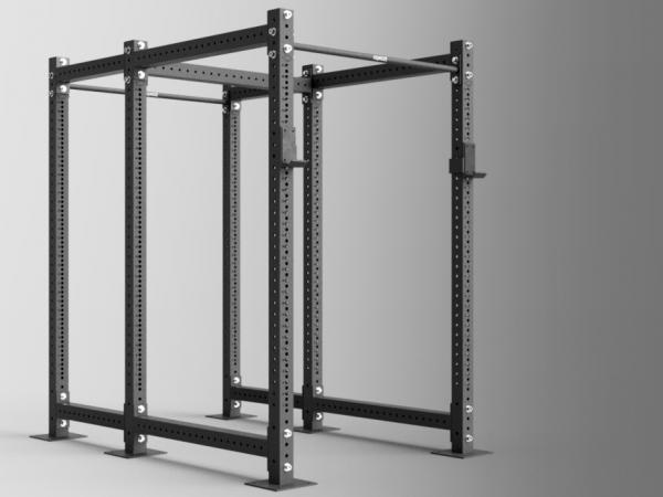 Power Rack + Half Rack Konfigurator SQMIZE® Premium Bison Series